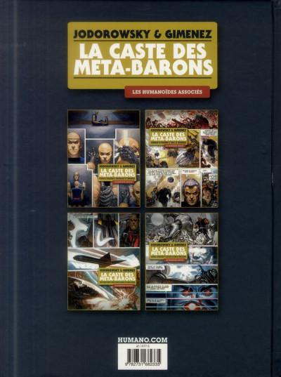 Dos La Caste des Méta-Barons - Intégrale tome 7 + tome 8