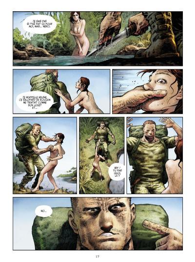 Page 1 L'Autoroute sauvage tome 1 - Kilomètre 666