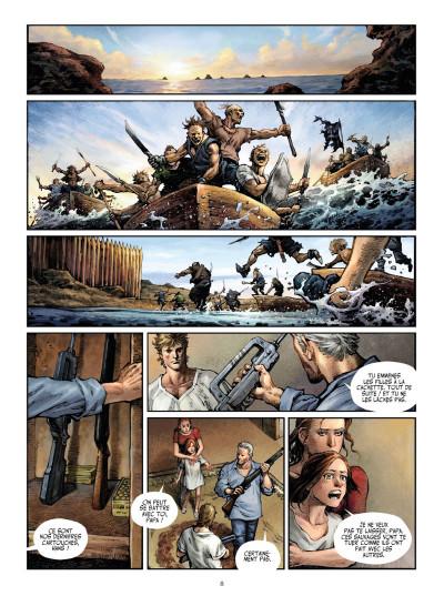 Page 2 L'Autoroute sauvage tome 1 - Kilomètre 666