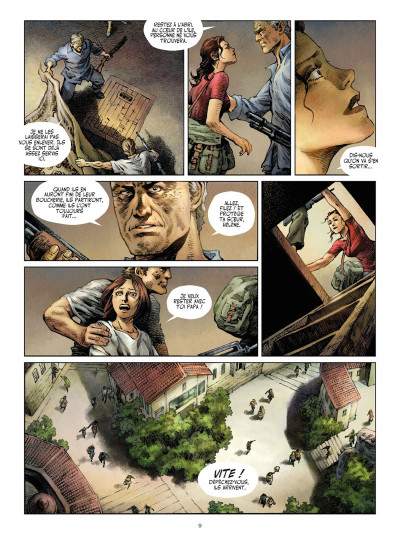 Page 3 L'Autoroute sauvage tome 1 - Kilomètre 666