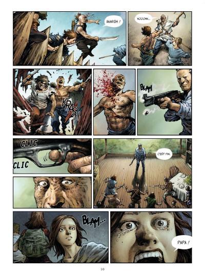 Page 4 L'Autoroute sauvage tome 1 - Kilomètre 666