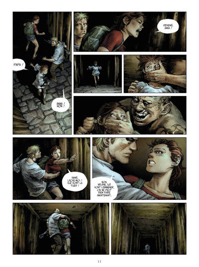 Page 5 L'Autoroute sauvage tome 1 - Kilomètre 666