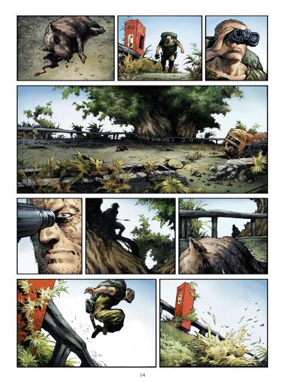 Page 8 L'Autoroute sauvage tome 1 - Kilomètre 666