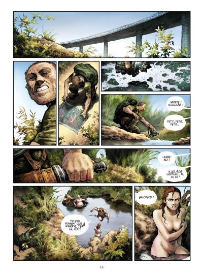 Page 9 L'Autoroute sauvage tome 1 - Kilomètre 666