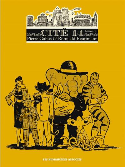 image de Cité 14 - Saison 1 - Intégrale