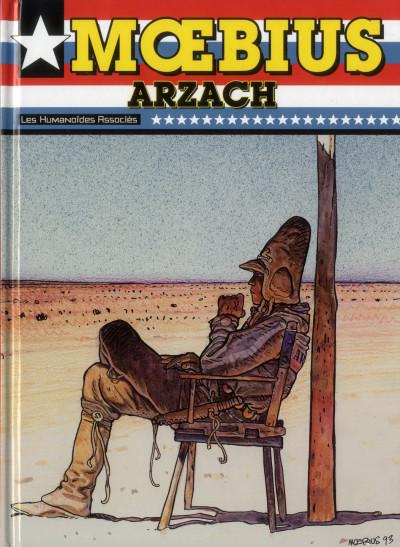 image de Arzach - USA