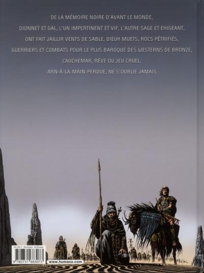 Dos Arn tome 2 - le triomphe d'Arn (édition couleur)
