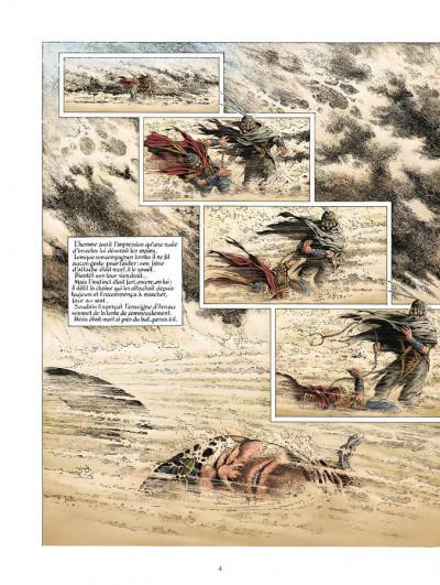 Page 1 Arn tome 2 - le triomphe d'Arn (édition couleur)