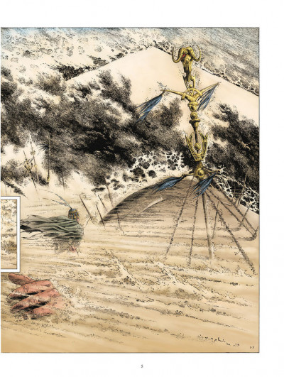 Page 2 Arn tome 2 - le triomphe d'Arn (édition couleur)