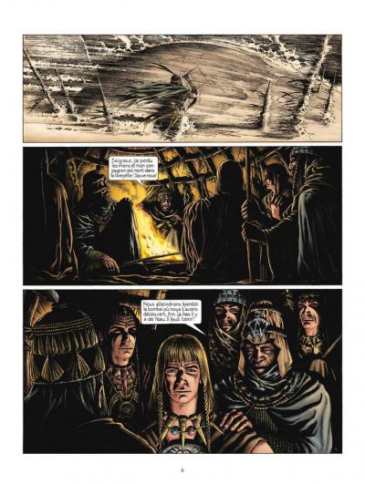 Page 3 Arn tome 2 - le triomphe d'Arn (édition couleur)