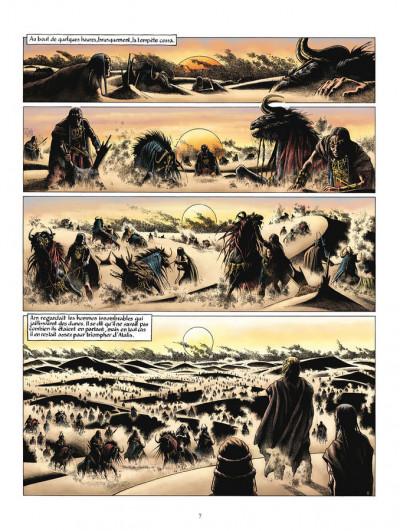 Page 4 Arn tome 2 - le triomphe d'Arn (édition couleur)