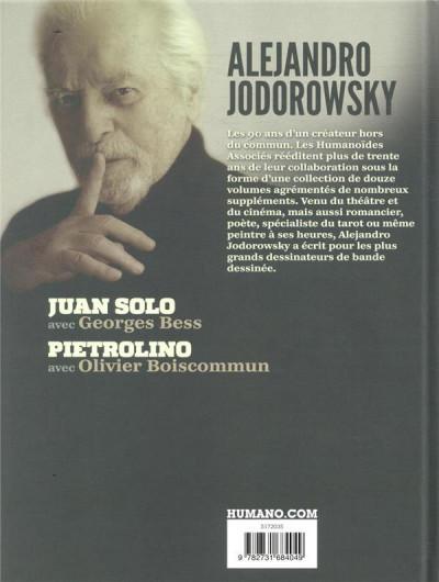 Dos Jodorowsky 90 ans tome 9