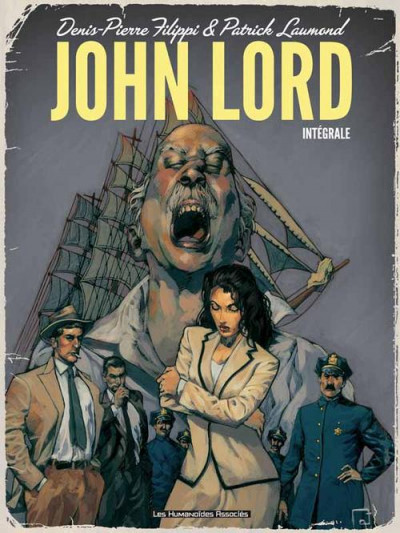 Couverture John Lord ; intégrale