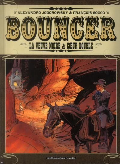 Couverture Bouncer - intégrale tome 6 à tome 7
