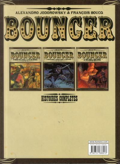 Dos Bouncer - intégrale tome 6 à tome 7
