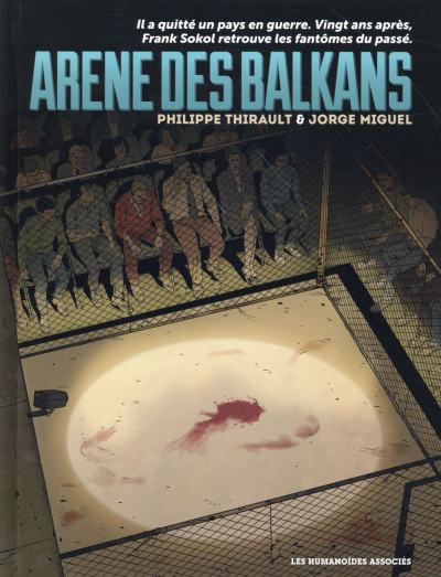 Couverture Arène des Balkans