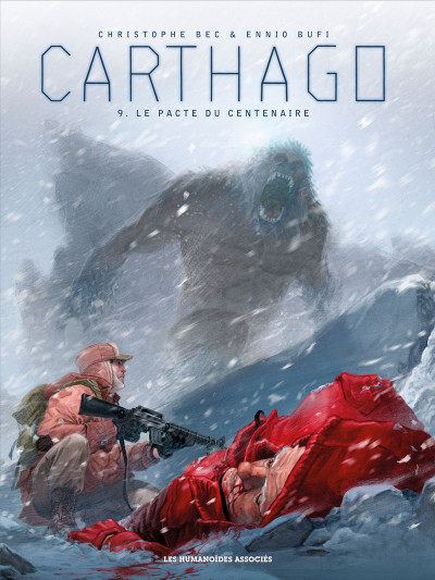 Couverture Carthago tome 9