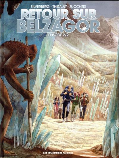 Couverture Retour sur Belzagor tome 2