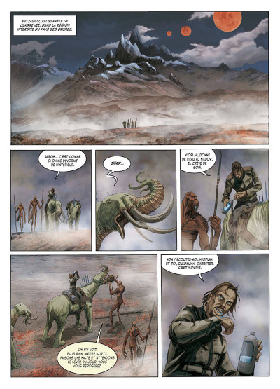 Page 4 Retour sur Belzagor tome 2