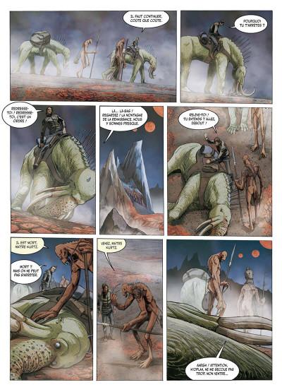 Page 5 Retour sur Belzagor tome 2