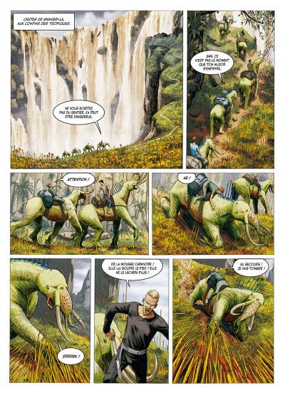 Page 6 Retour sur Belzagor tome 2