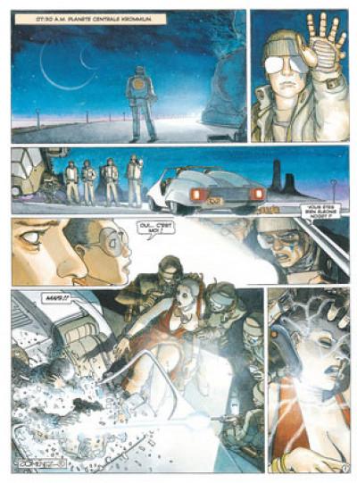 Page 1 Le quatrième pouvoir - intégrale petit format
