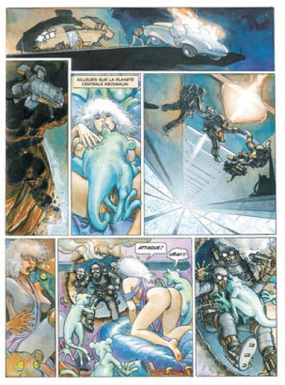 Page 2 Le quatrième pouvoir - intégrale petit format
