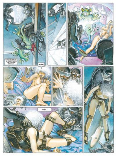 Page 3 Le quatrième pouvoir - intégrale petit format