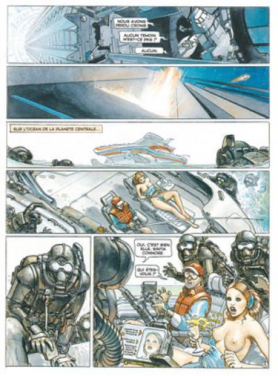 Page 4 Le quatrième pouvoir - intégrale petit format