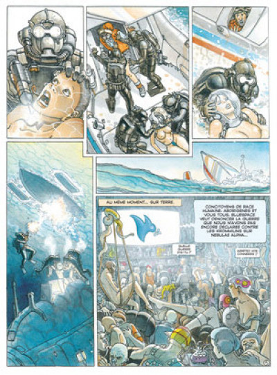 Page 5 Le quatrième pouvoir - intégrale petit format