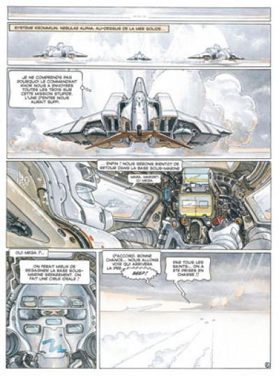 Page 6 Le quatrième pouvoir - intégrale petit format