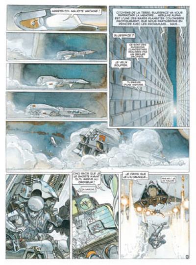 Page 8 Le quatrième pouvoir - intégrale petit format