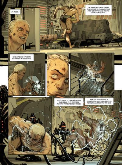 Page 2 Méta-Baron tome 4