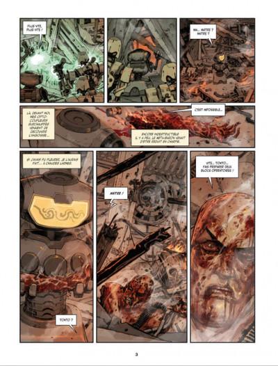 Page 3 Méta-Baron tome 4