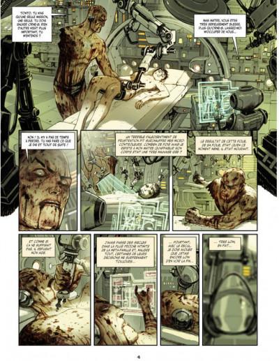 Page 4 Méta-Baron tome 4