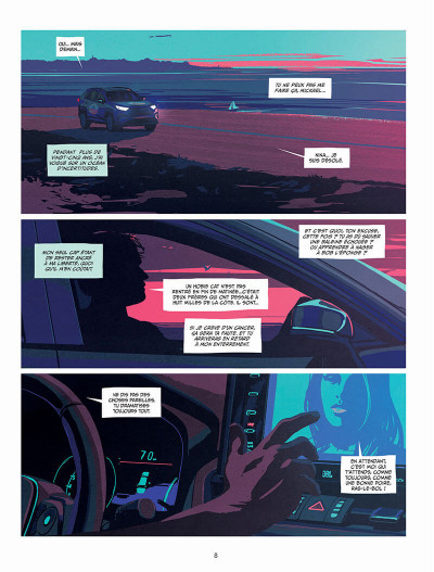 Page 8 Asphalt blues