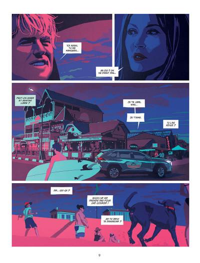 Page 9 Asphalt blues