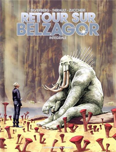 Couverture Retour sur Belzagor - intégrale sous coffret
