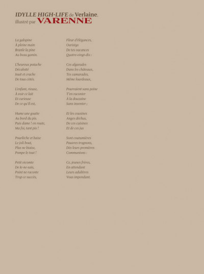 Page 4 Ode à l'X - sous coffret