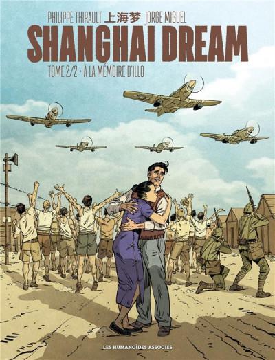 Couverture Shanghai dream tome 2