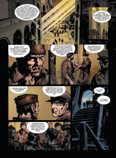 Page 2 Sanctuaire - Intégrale sous coffret