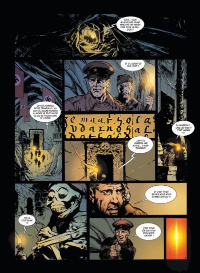 Page 3 Sanctuaire - Intégrale sous coffret
