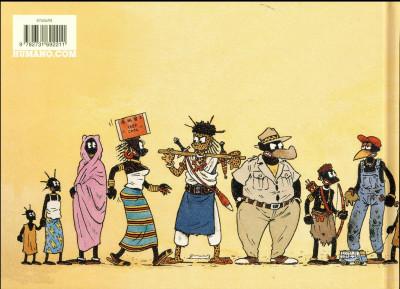 Dos Carnet d'Afrique
