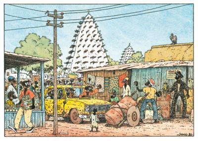 Page 2 Carnet d'Afrique