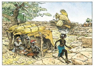 Page 3 Carnet d'Afrique