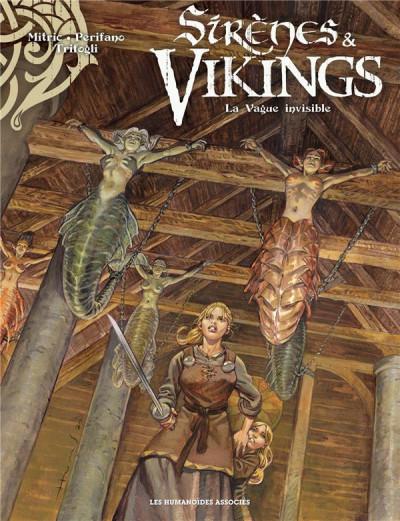 Couverture Sirènes et vikings tome 4