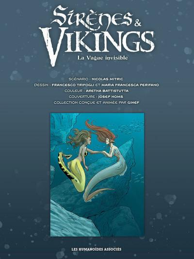 Page 3 Sirènes et vikings tome 4