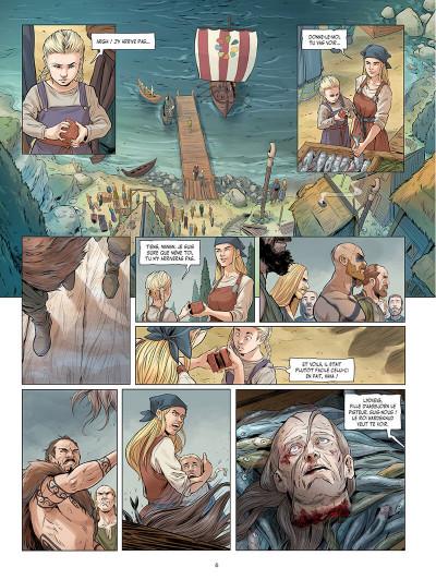 Page 6 Sirènes et vikings tome 4