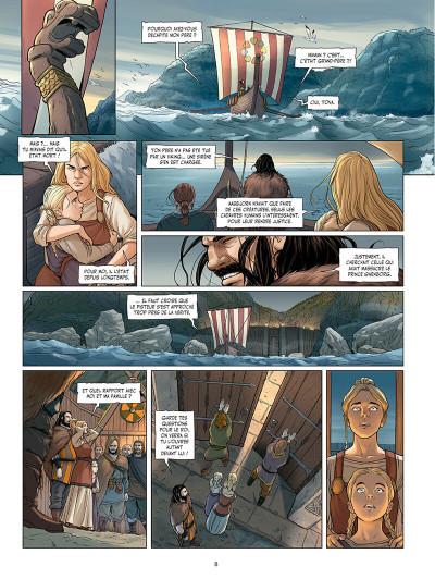 Page 8 Sirènes et vikings tome 4