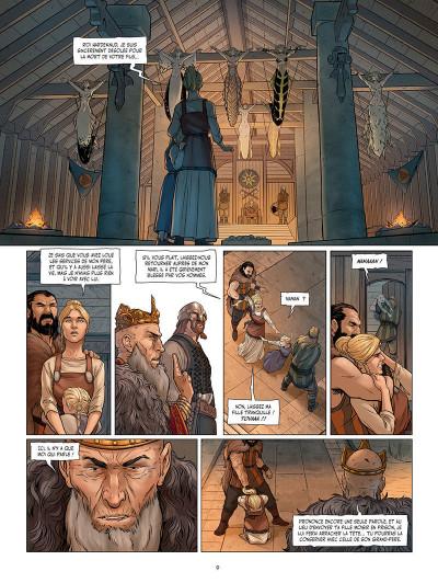 Page 9 Sirènes et vikings tome 4